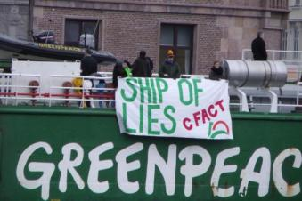 greenpeacelies