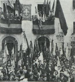 """[CT] ARÍSTIDES CABRERA: """"Es la hora de devolver los fueros a Cataluña"""" Circulo_tradicionalista_de_capellades"""