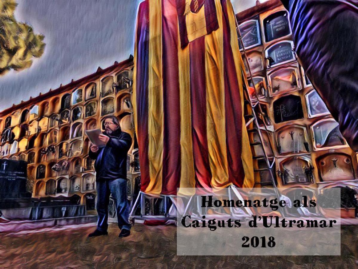 HOMENAJE A LOS CAÍDOS EN CUBA Y FILIPINAS – DICIEMBRE DE 2018